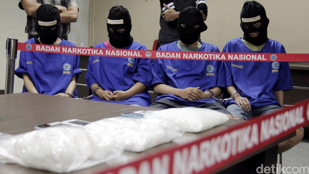 Konsumsi Ineks, 3 Anggota DPRD Bangkalan Dibekuk