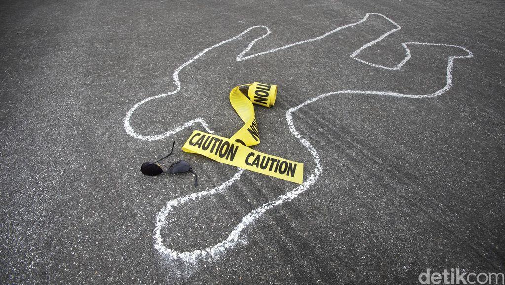 Warga Kebayoran Lama Temukan Mayat Tanpa Identitas di Pinggir Jalan