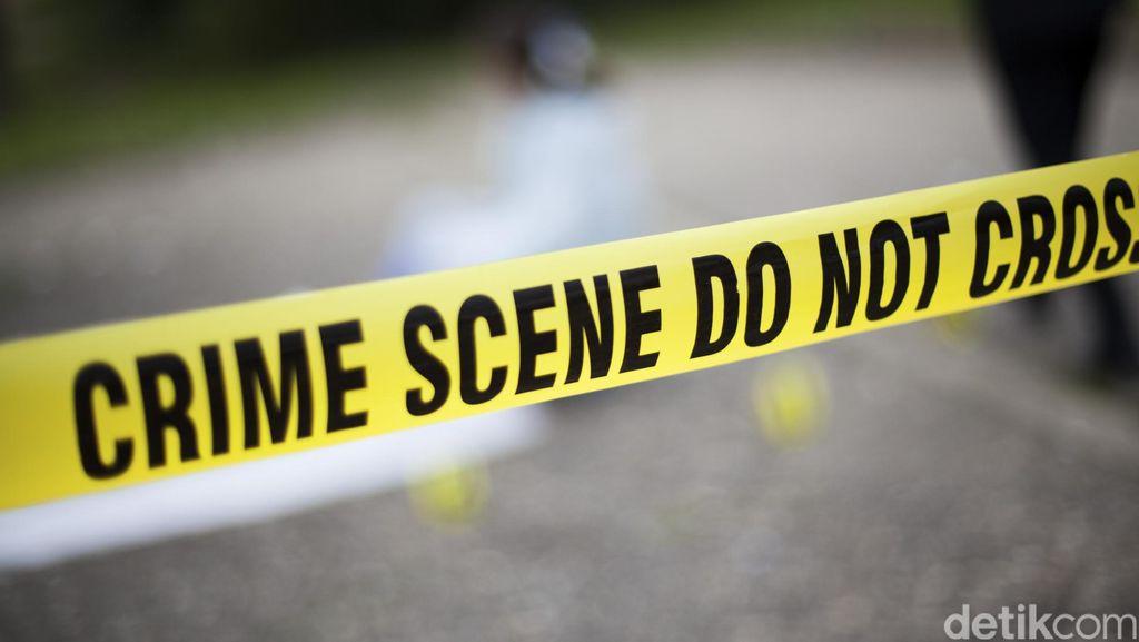 Tim Anti Bandit Tembak Abu, Tersangka Pembunuh Warso di Lampung