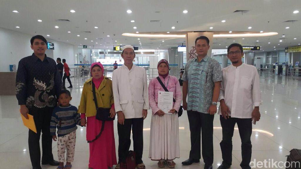 Bebas dari Tuntutan di Brunei, Rustawi Bondet Pulang ke Malang