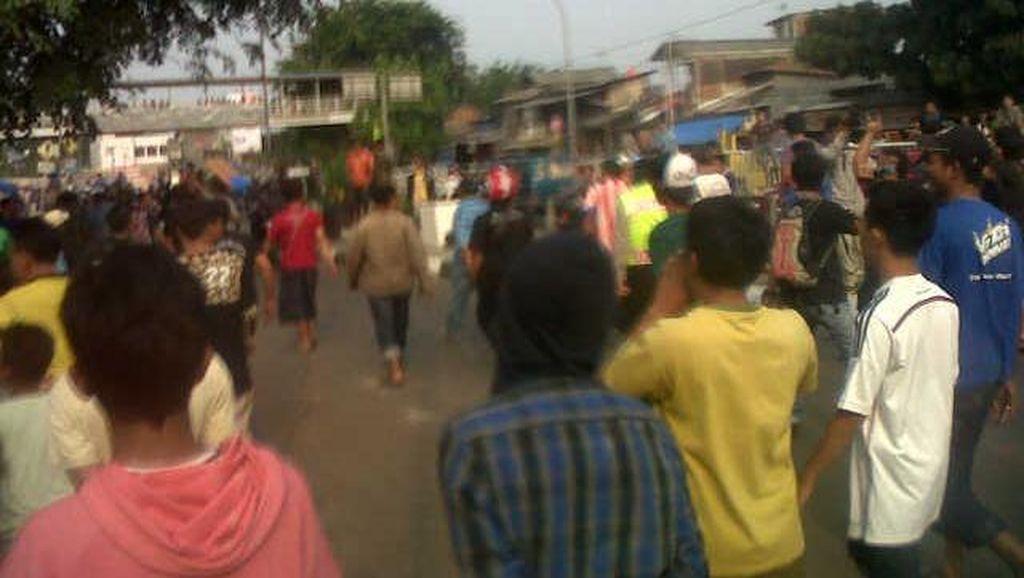 Lahan Parkir di Pasar Gembrong Dikuasai Ormas, Ahok: Kita Minta Polisi Atasi