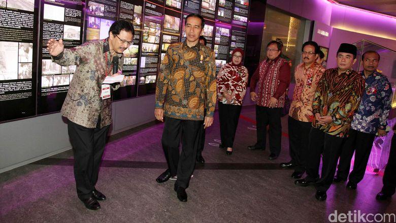 Jokowi Juga 'Guyur' Tunjangan Kinerja TNI Rp 1,1 Juta-Rp 35 Juta