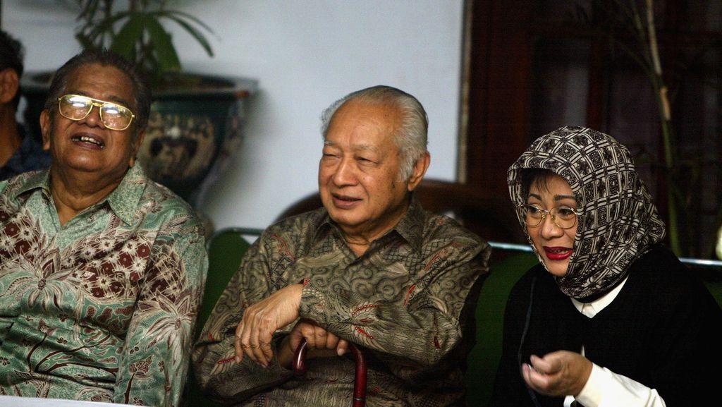 Negara Juga Gugat Soeharto dan Keluarganya Rp 10 Triliun, Tapi Gagal