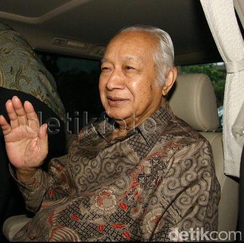 Belum Eksekusi Rp 4,4 T Yayasan Soeharto, Jaksa Agung Tunggu Surat dari Jokowi