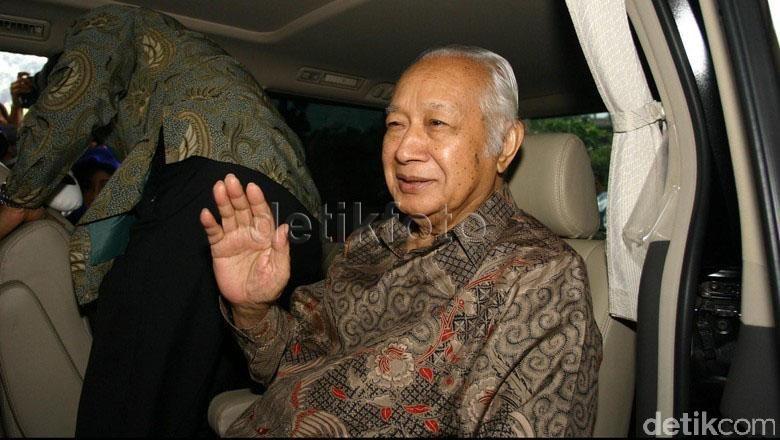 Jokowi Setujui Eksekusi Yayasan Soeharto Rp 4,4 Triliun