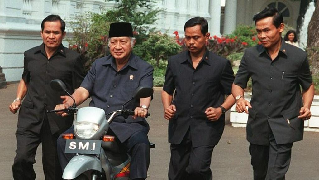 Ketum Golkar Novanto Akan Upayakan Gelar Pahlawan untuk Soeharto