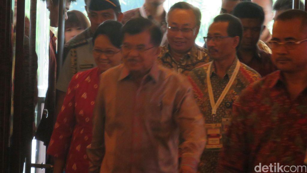 Wapres JK dan Menlu Retno Hadiri Kongres Diaspora Indonesia di JS Luwansa