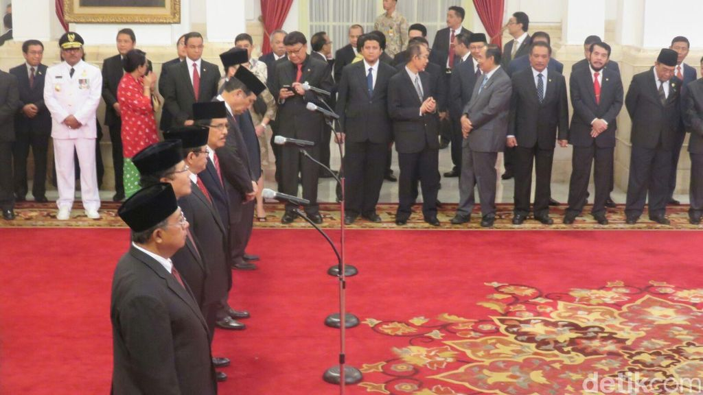 PPP: Terbuka Kemungkinan Ada Reshuffle Kabinet Jilid II