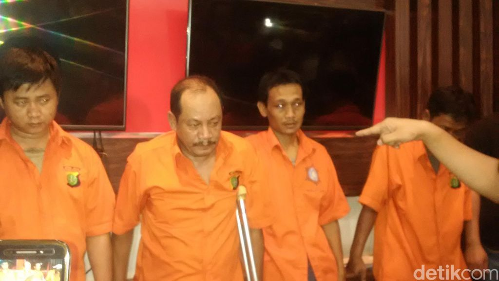 Komplotan Perampok Karyawati di Omprengan Ditangkap, 2 Pelaku Dibedil