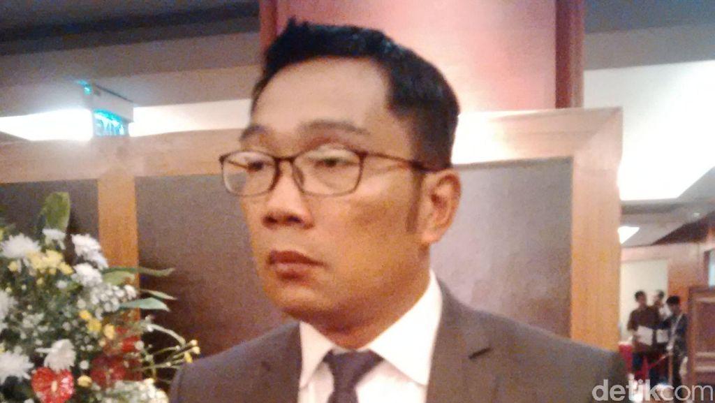 Ridwan Kamil Bahas Soal Keamanan dengan Bobotoh Persib Bila Pergi ke Jakarta