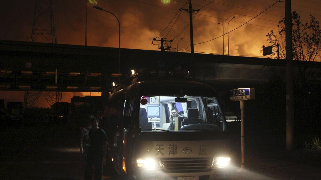 Pabrik Gas di Nigeria Meledak, Ratusan Orang Tewas