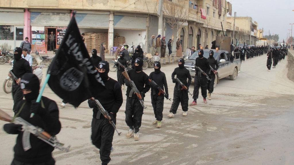 AS Tawarkan Rp 68 M untuk Penangkapan Militan ISIS Tirad al-Jarba