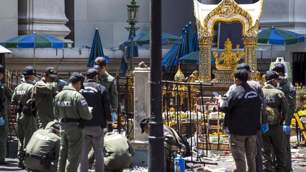 China Desak Thailand Selidiki Penuh Ledakan Bom di Bangkok