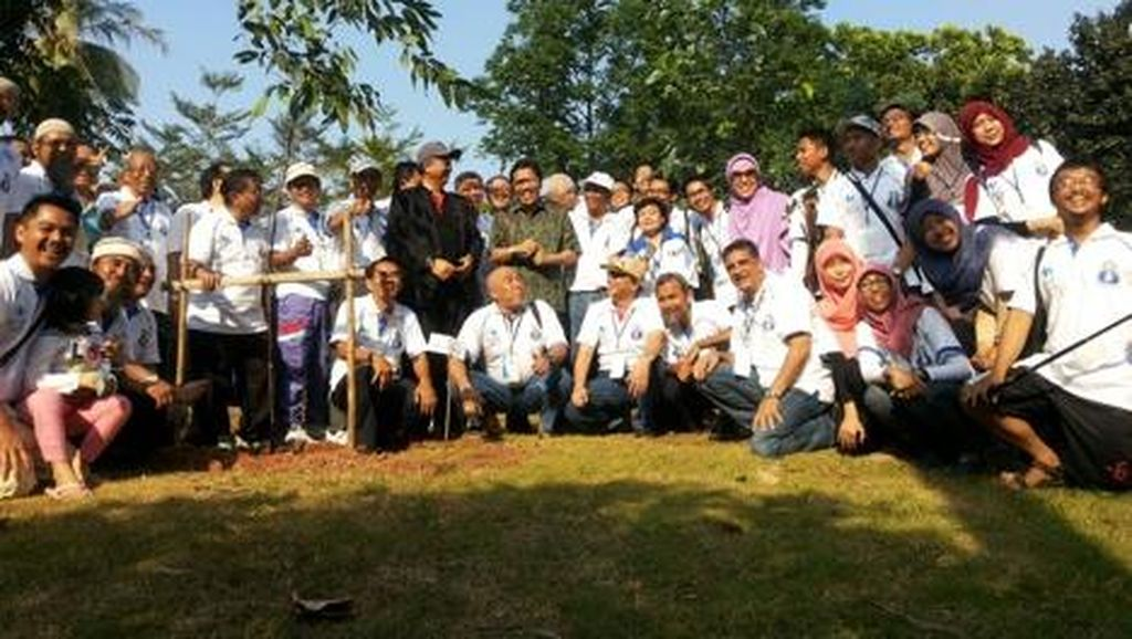 Ancol Lestarikan Tanaman Langka Bersama Universitas Diponegoro
