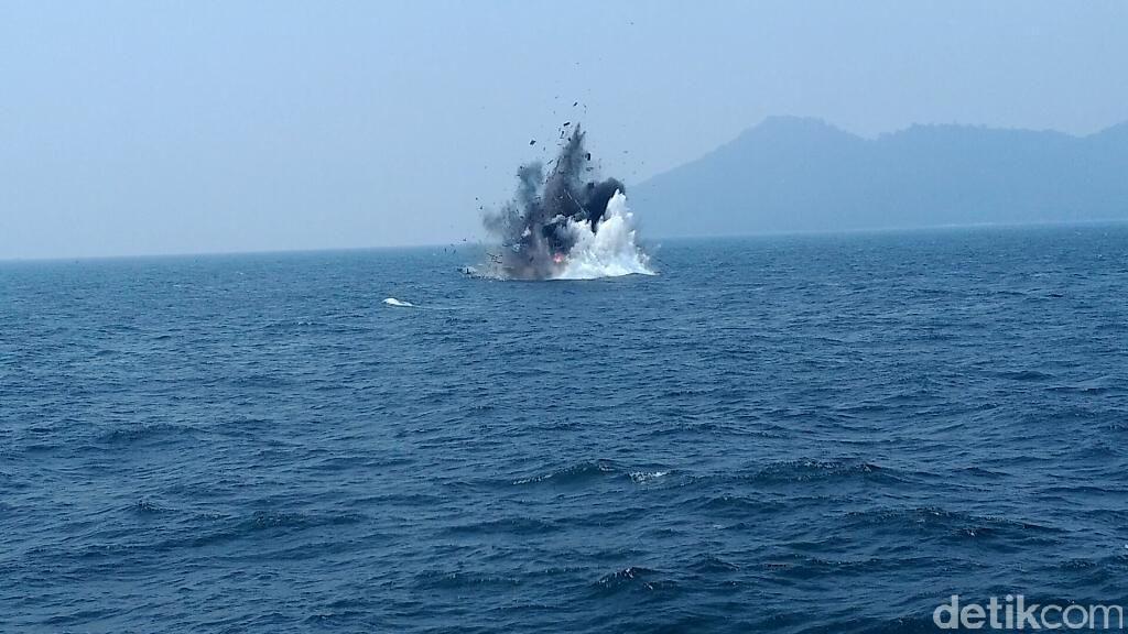 2 Kapal Vietnam Ditangkap Karena Berburu Ikan di Wilayah Natuna