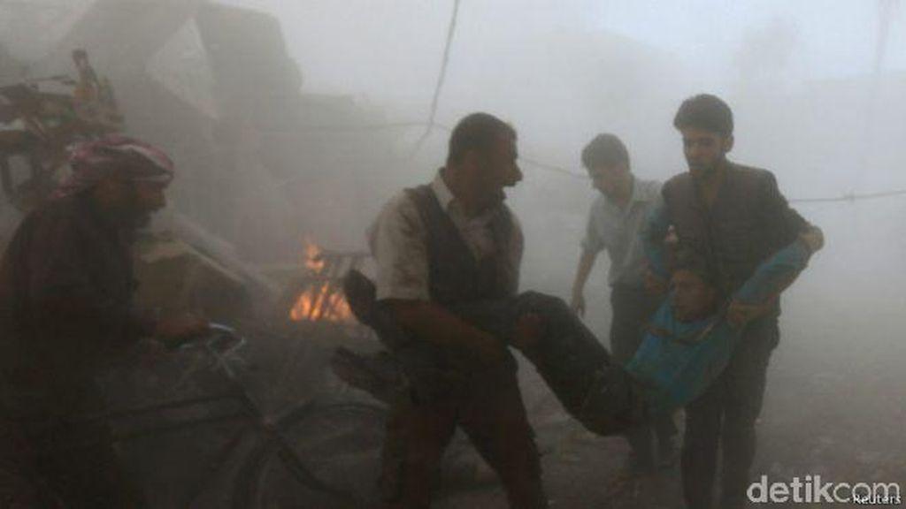 Sekjen PBB Desak Iran Tekan Suriah Capai Solusi Damai Atas Konflik