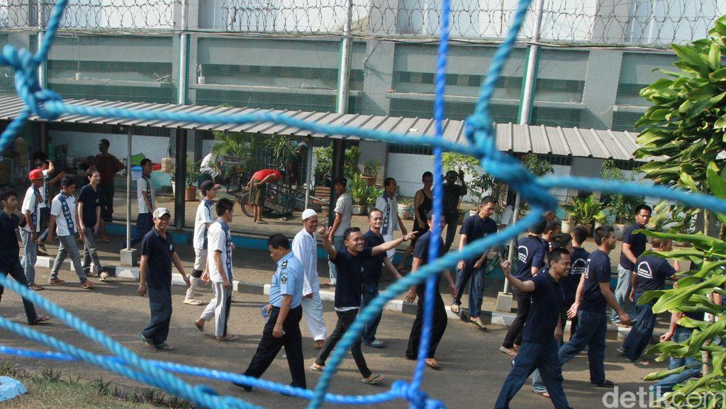 Ditjen PAS: 15 Personel TNI Perkuat Pengamanan LP Narkotika Jakarta