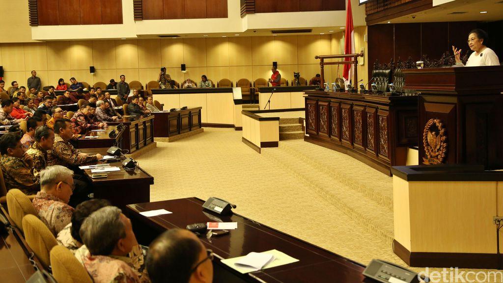 Soal Pendidikan, Megawati: Indonesia Ini Manajemennya Tidak Benar
