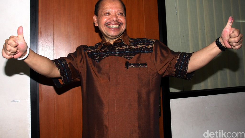 Banding Ditolak, Sutan Bhatoegana Tetap Dihukum 10 Tahun Penjara