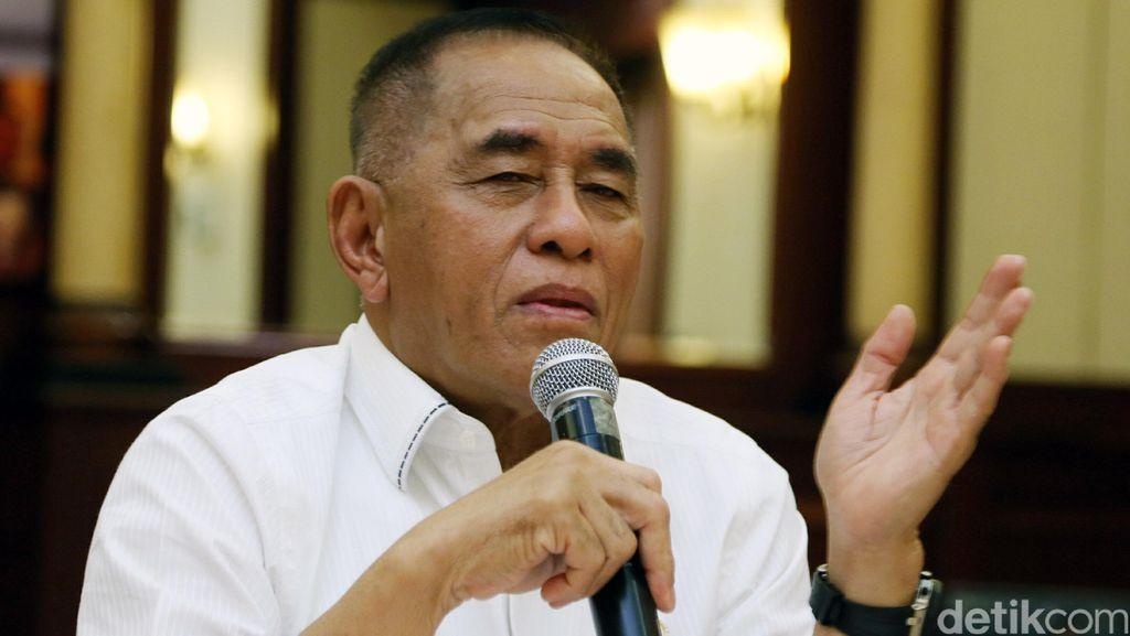 Menhan: Bentrokan TNI-Polri di Polewali Mandar Itu Memalukan