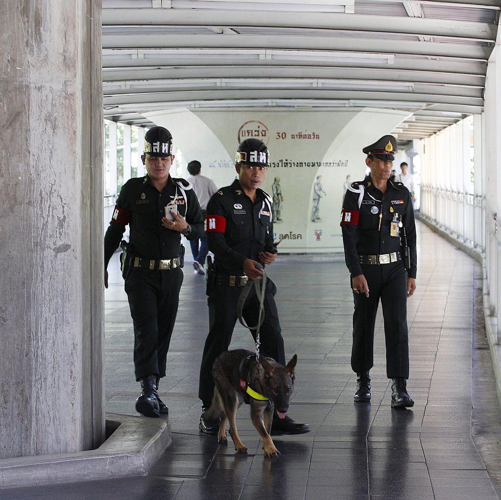 Dicurigai Terkait Bom Bangkok, Pria Thailand Ditahan Polisi