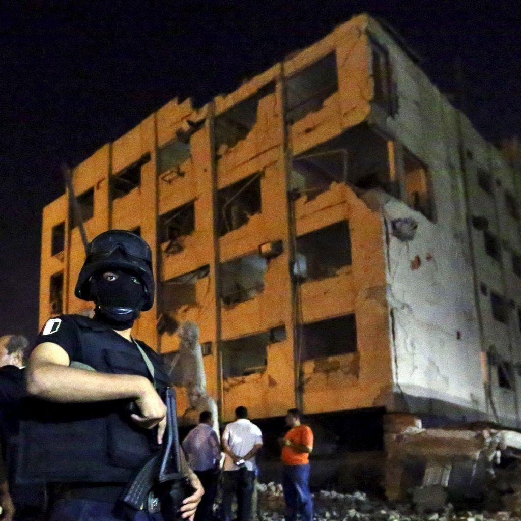 Bom Ledakkan Bus Pengangkut Paspampres Tunisia, 12 Orang Tewas