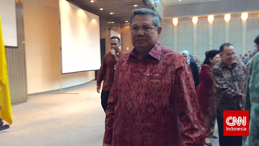 SBY Berharap Indonesia Miliki Peace Education Center