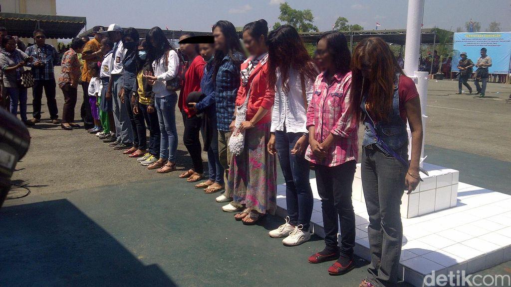 Tangis Penyesalan PSK di Tanjung Elmo Papua