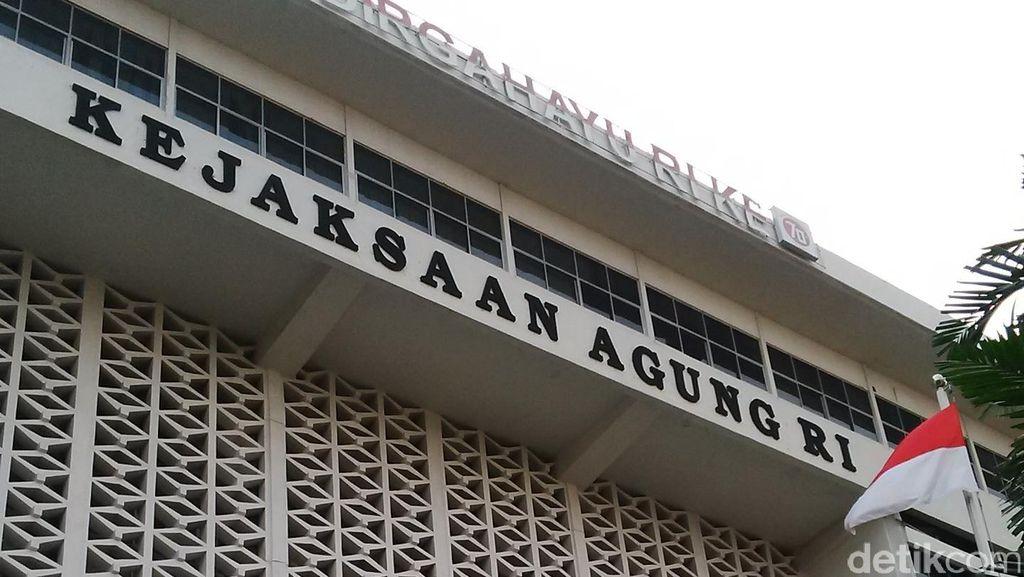Kejagung Tahan 5 Tersangka Kasus Korupsi di Sudin PU Tata Air Jakbar