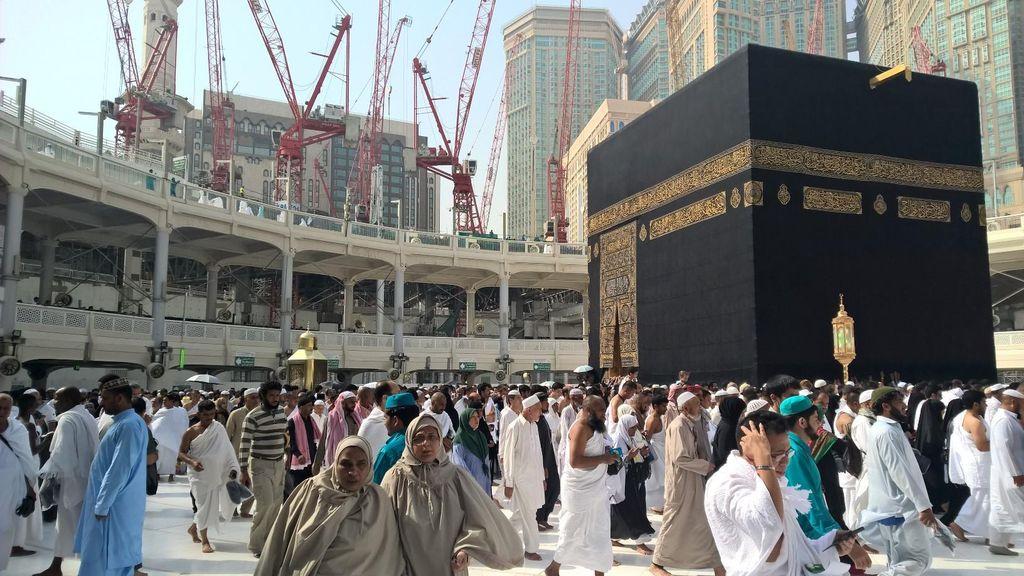 61 Jemaah Haji Indonesia Dirawat di Madinah, 6 Orang Alami Masalah Kejiwaan