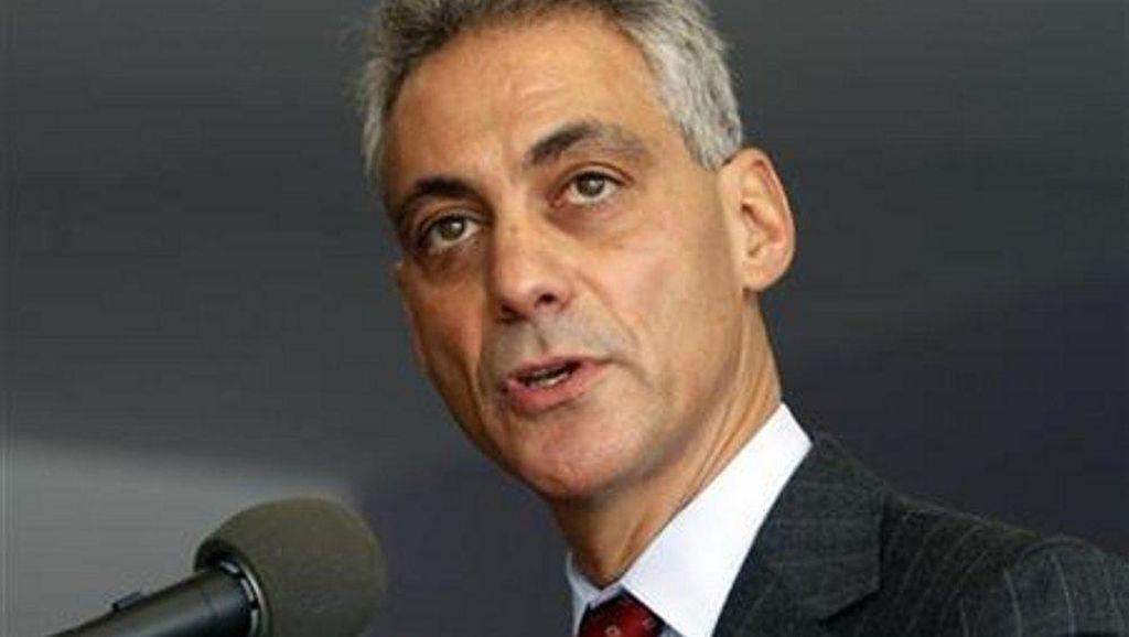 Mobil Wali Kota Chicago Juga Pernah Langgar Lampu Merah