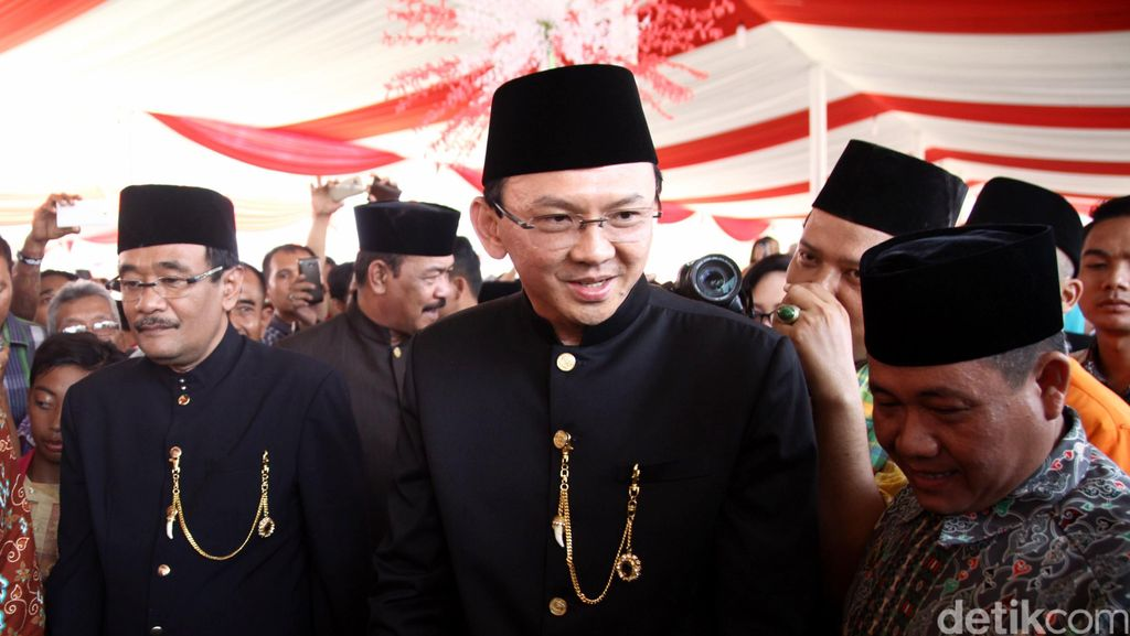 Ahok: Seluruh Kepala Daerah Bisa Jadi Gubernur DKI