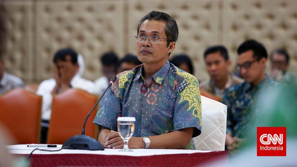 Marwata, Hakim Ad Hoc Ahli Investigasi Forensik yang Lolos 8 Besar Capim KPK