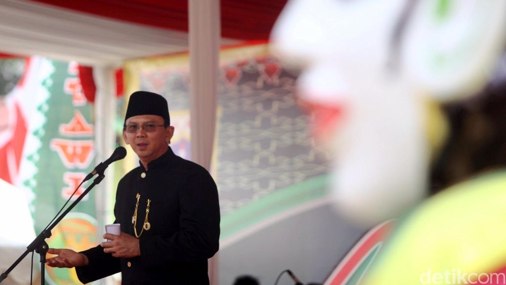 Musim Hujan Segera Tiba, Ahok Yakin Jakarta Minim Genangan Bila Got Bersih