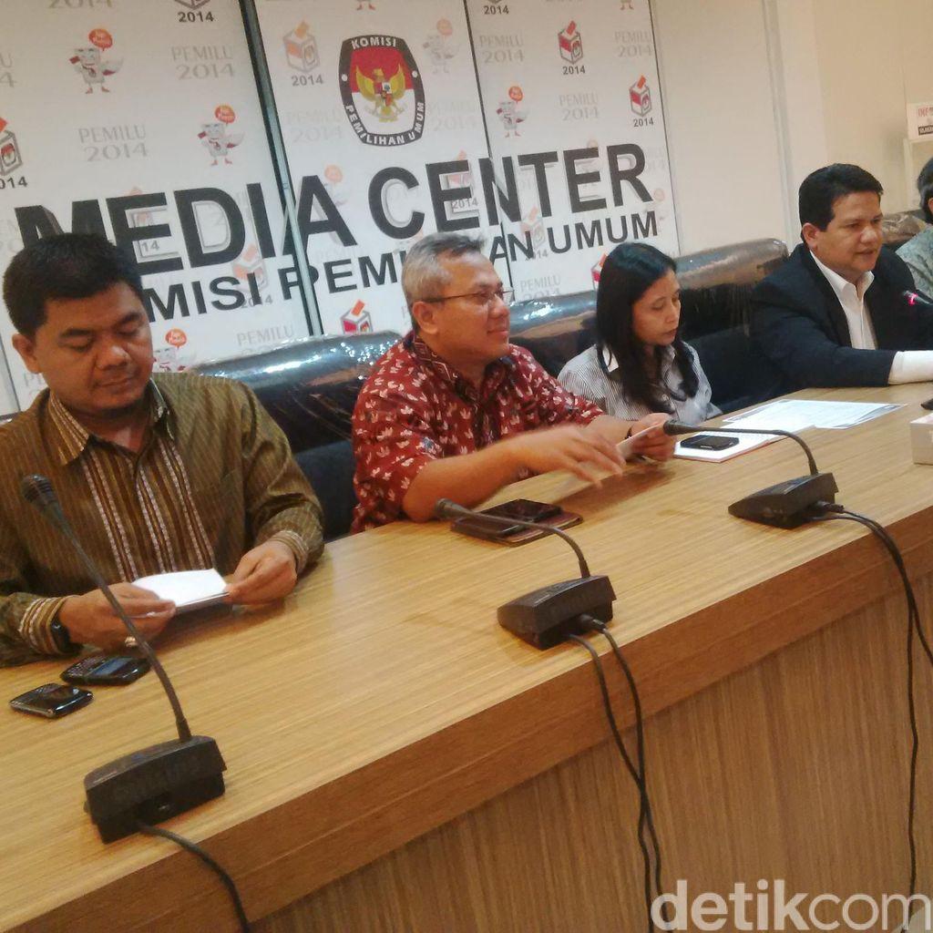 KPU Gelar Uji Publik Rancangan PKPU Calon Tunggal