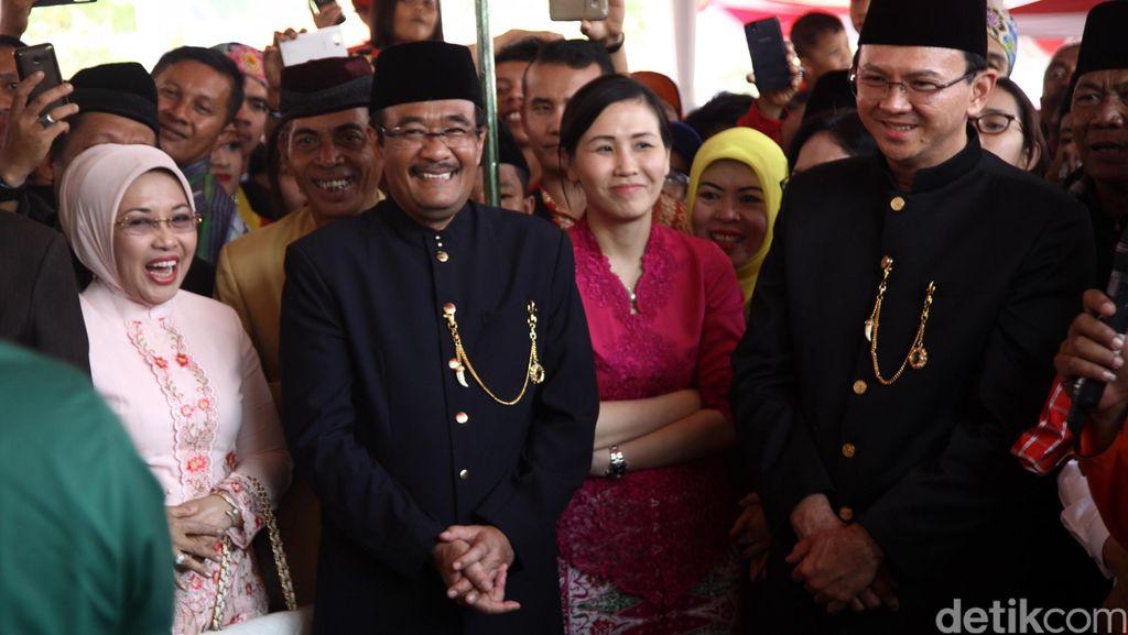 Wagub Djarot Serahkan Rancangan Anggaran Rp 66 Triliun ke DPRD DKI