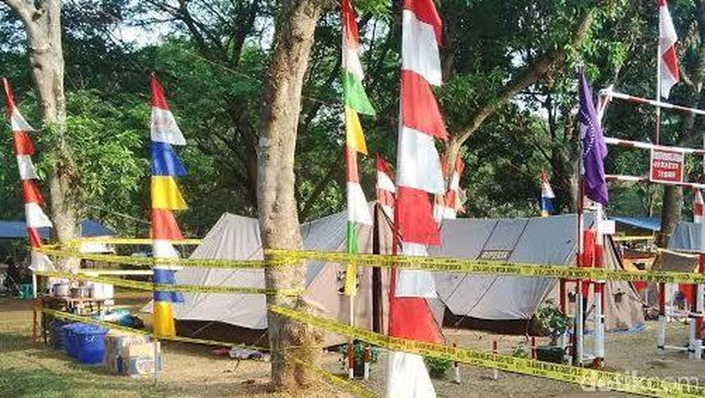 Ratusan Napi Berkemah di Cibubur, Menkum HAM Yakin Tak Ada yang Kabur