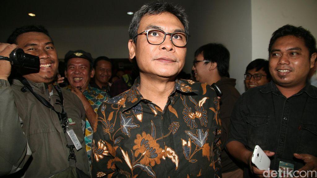 Pemilihan Capim KPK Molor, Johan Budi: Saya Tak Resah, Semua Tergantung DPR