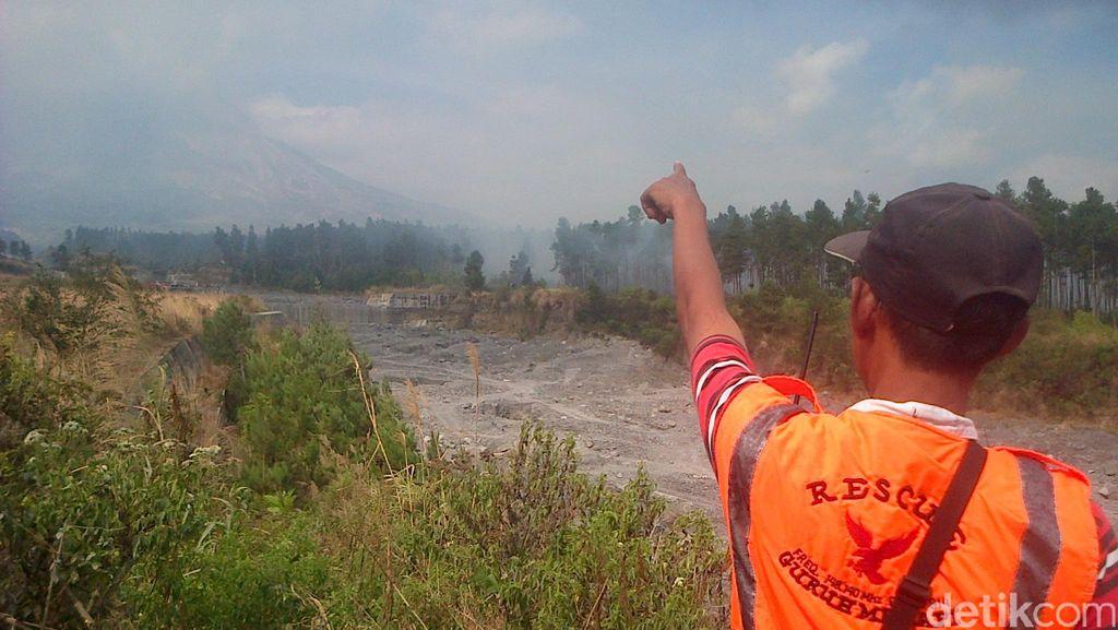 Setelah Gunung Merbabu, Kini Hutan Merapi yang Terbakar