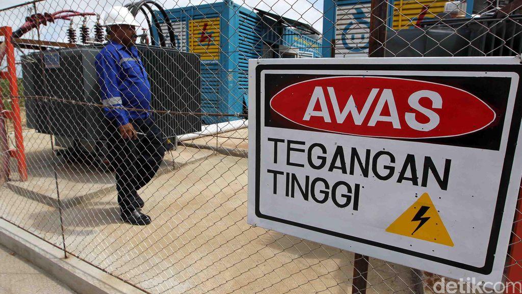 Atasi Krisis Listrik di Sulut, 4 Generator Didatangkan dari Belgia