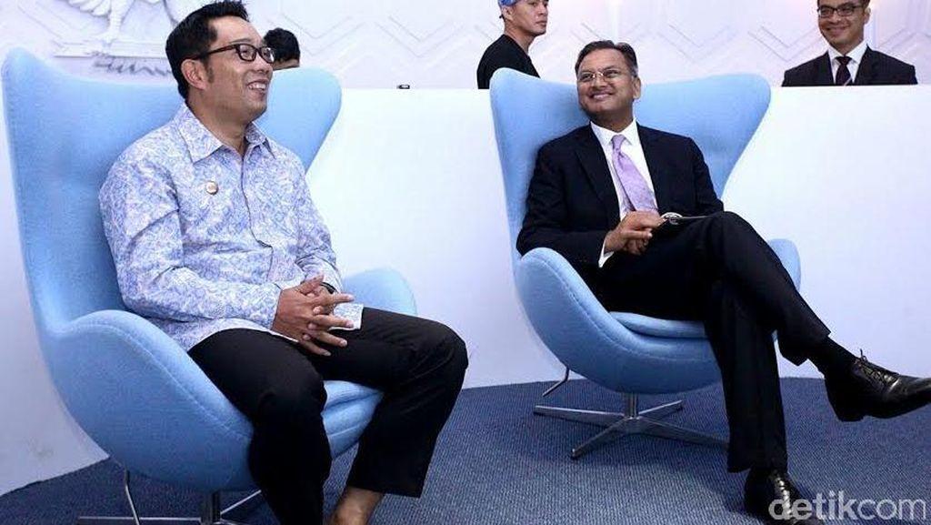 Ridwan Kamil: Little Bandung Juga Bakal Ada di Thailand