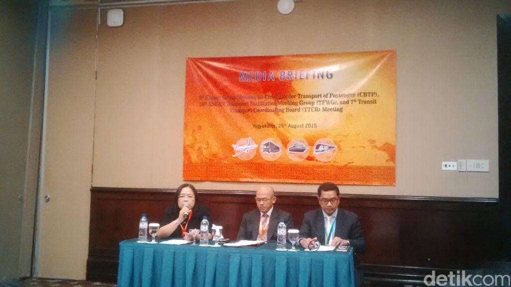 Ahli Transportasi se-ASEAN Kumpul di Yogya Bahas Angkutan Lintas Negara