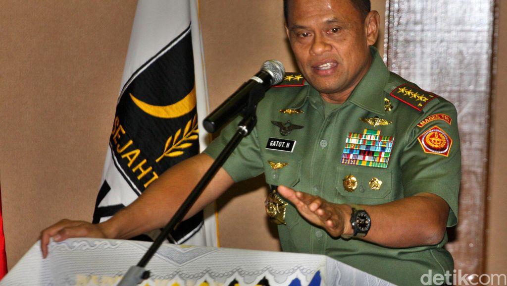 Soal Pengamanan KTT OKI, Panglima: Kami Akan Berikan Semaksimal Mungkin