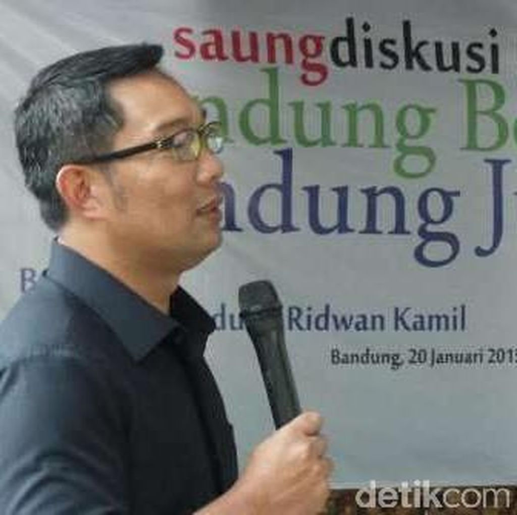 Ridwan Kamil Ditawari Facebook Jualan Produk Bandung Secara Online