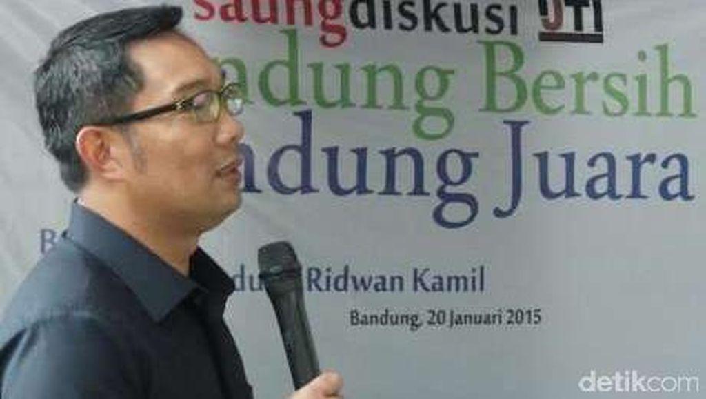 Pulang dari Perancis, Ridwan Kamil Bawa 6 Investor untuk Cable Car