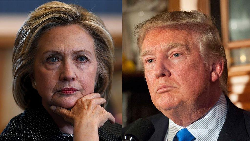 Hillary Clinton Sebut Kampanye Donald Trump Menakjubkan