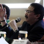 IHSG Tembus 5.000, Dirut BEI Pulang Jalan Kaki ke Pondok Indah