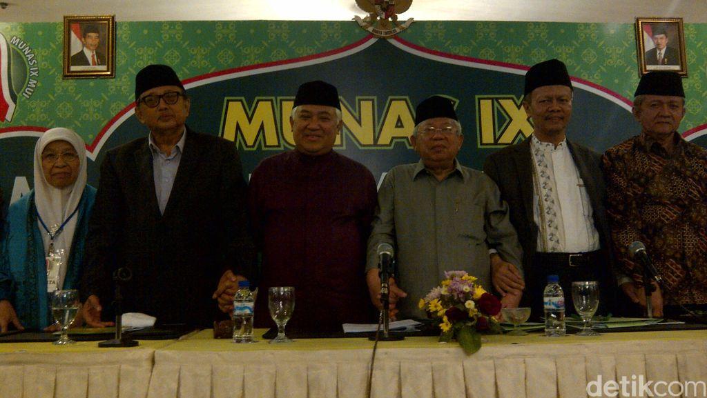 Tekad KH Maruf Amin Memimpin MUI Masa Khidmat 2015-2020