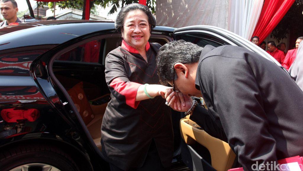 Megawati Tak Datang ke Istana, PDIP: Kami Sedang Peringati Kudatuli