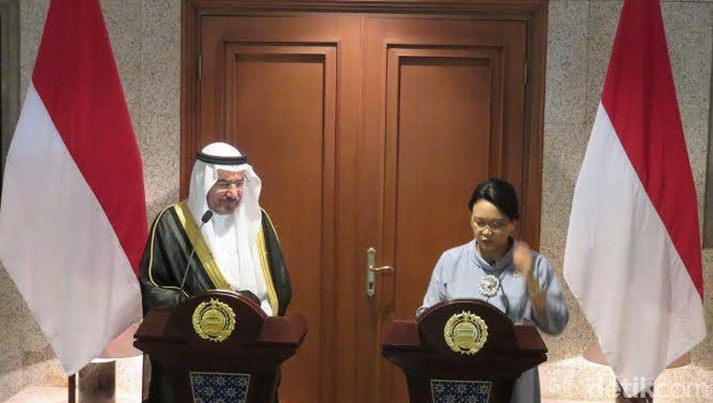 Menlu Retno Akan Bawa Pesan Presiden Jokowi untuk Arab Saudi dan Iran